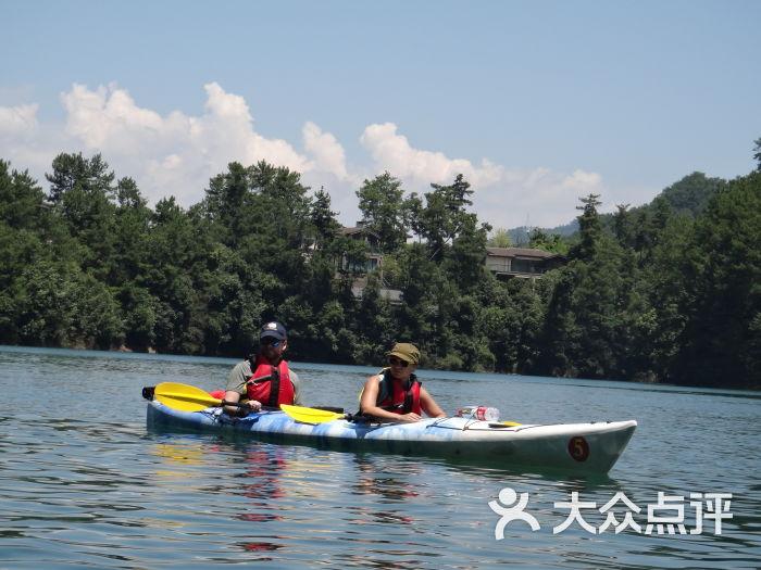 千岛湖湖人皮划艇俱乐部足球11人位置图片