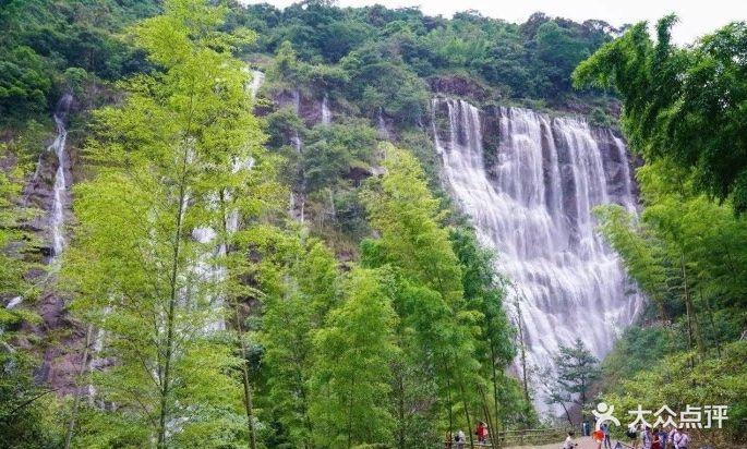 千泷沟大瀑布旅游区图片 - 第22张