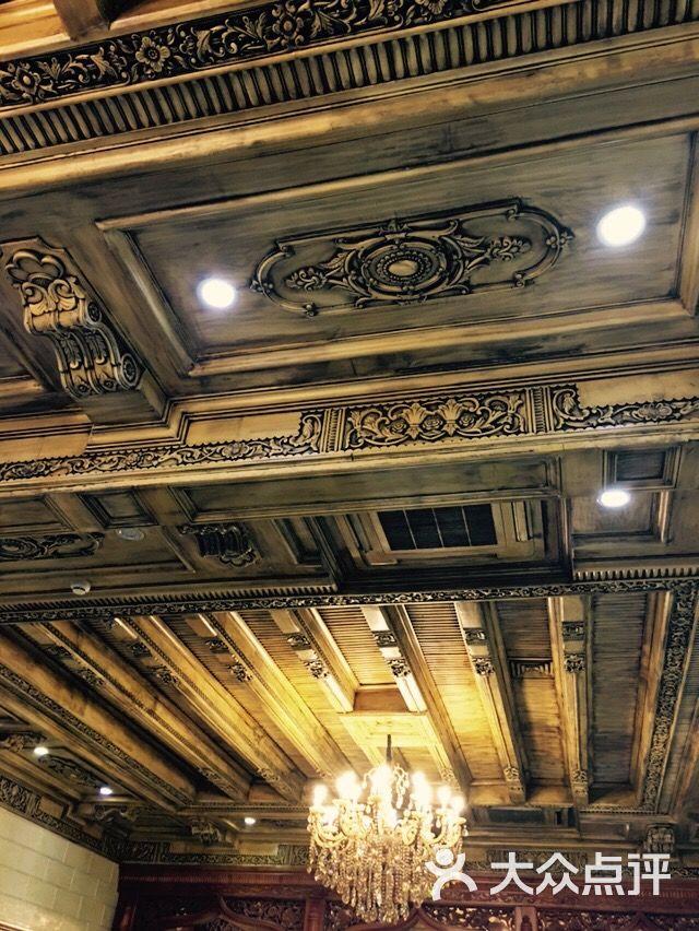 北京语言大学东尼亚穆斯林餐厅房顶图片 - 第38张