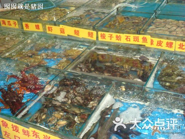铜川路水产市场海鲜图片 - 第1张