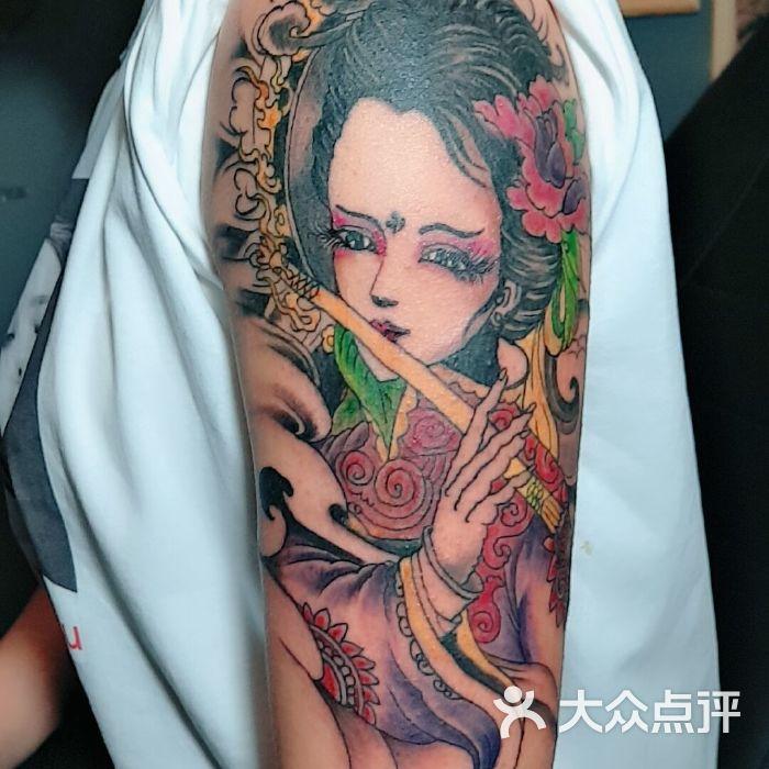 江阴市新桥镇魅痕刺青纹身工作室人物图片-北京纹身