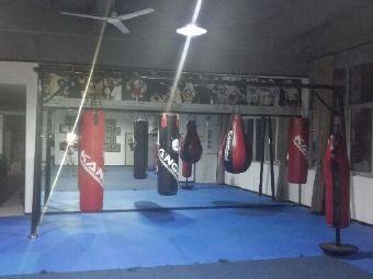 博海国际拳击健身俱乐部
