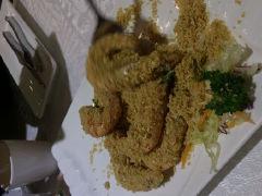新肴珍宝海鲜(环贸iapm店)的麦片虾