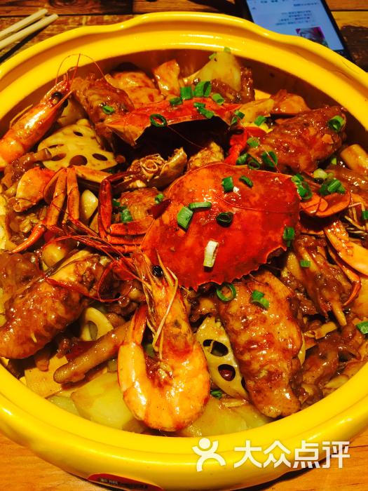 多嘴肉蟹煲-图片-佳木斯网路-百盛点评美食大众长春美食图片