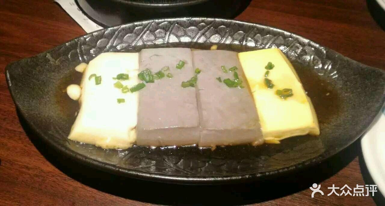 炳胜品味-三色豆腐图片-广州美食-大众点评网