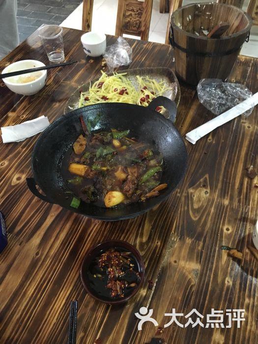 胡师傅三下锅(火车站店)-图片-张家界美食-大众点美食节在那兴义?图片