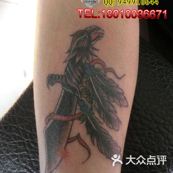 全中纹身 刺青大兴南大红门全中纹身手虎口蝎子纹身图片 惠州纹身 大
