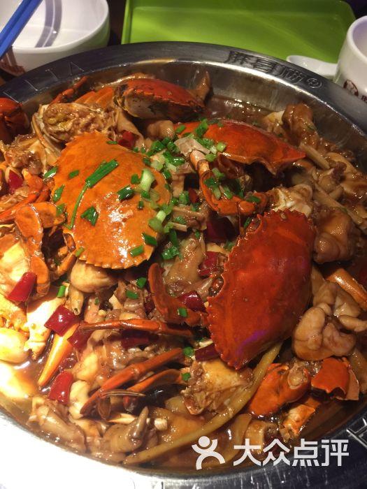 胖哥俩肉蟹煲(巴黎春天店)招牌肉蟹煲图片 - 第2981张