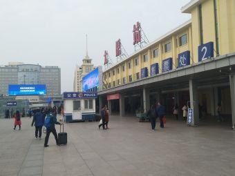 太原站-停车场