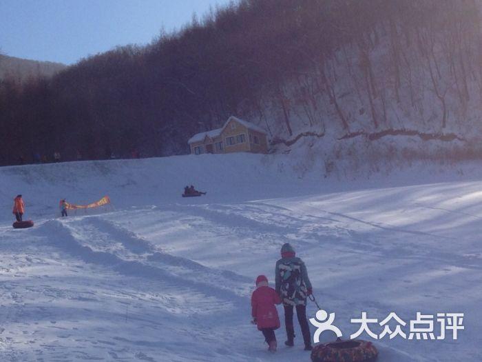 五家山森林公园-五家山滑雪场图片-吉林景点-大众