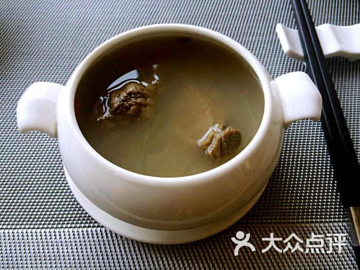 金麟小馆-夏枯草老鸭汤煲图片-北京美食-大众点评网