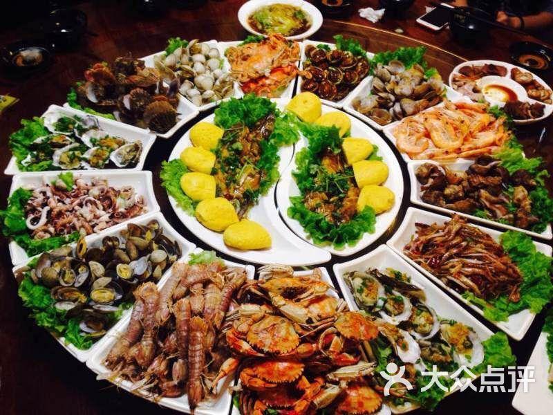 风波庄武侠文化餐厅-海鲜大餐图片-大连美食-大众