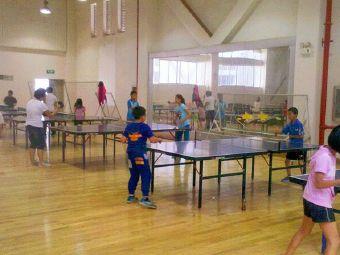 长青乒乓球俱乐部