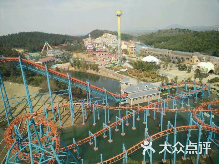银杏湖主题乐园(夜公园)-图片-南京景点-大众点评网
