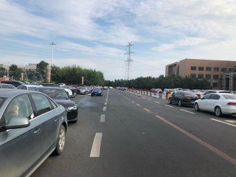 长春市人民政府停车场
