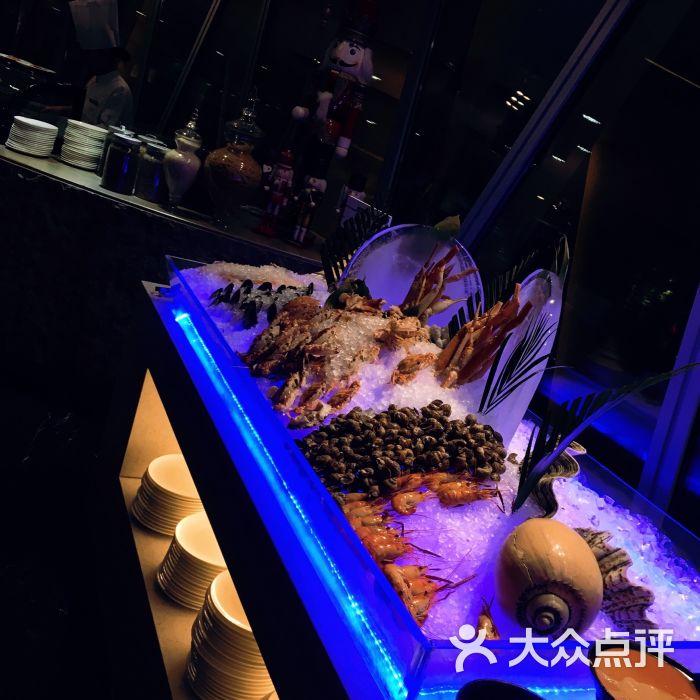 广州塔璇玑地中海自助旋转餐厅图片 - 第8张