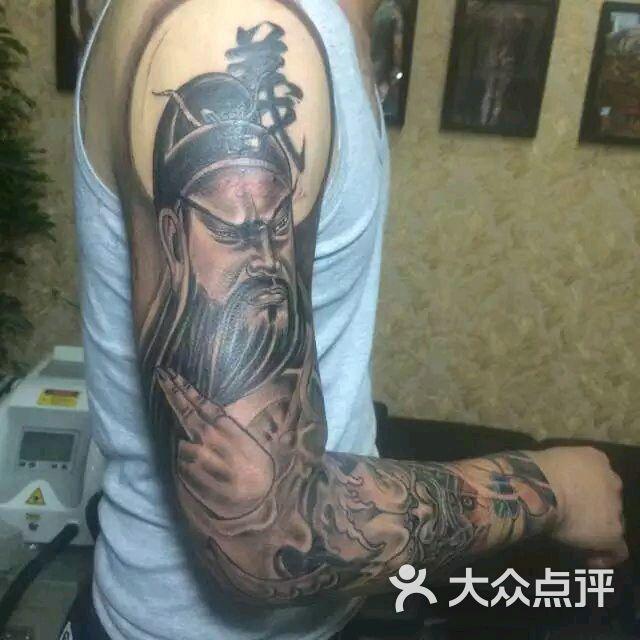苏州兄弟纹身馆上传的图片