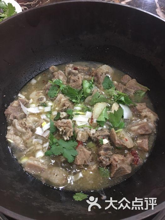老村长铁锅炖羊肉图片 - 第3张