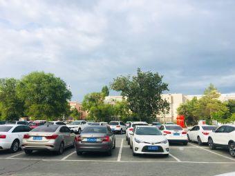 红山公园-停车场