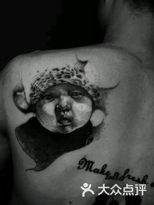 关于小熊纹身博物馆-图片-南京丽人-大众点评网