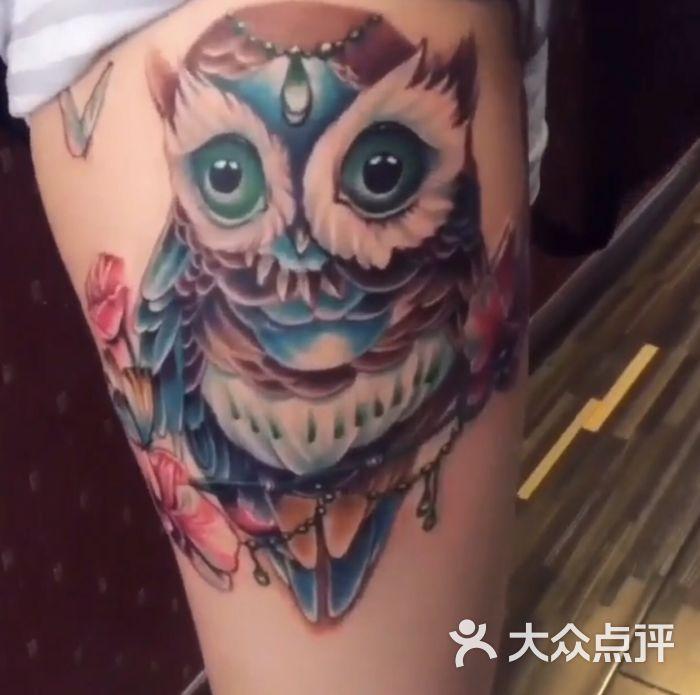 九纹龙纹身馆_3527上传的图片