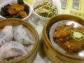 菠菜水晶饺