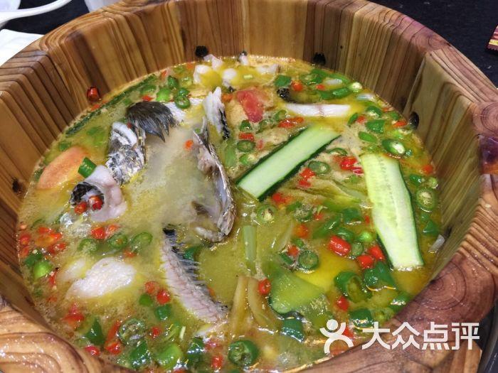 雅安张记木桶鱼-图片-上海美食-大众点评网