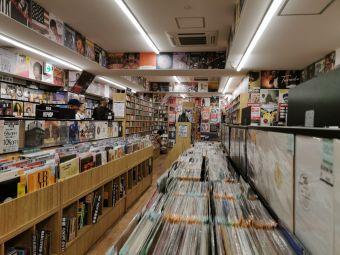 disk union Shinjuku Jazz Kan