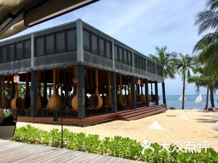 三亚半山半岛洲际度假酒店-酒吧图片-三亚酒店-大众