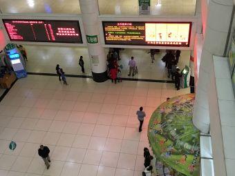 江西省儿童医院家属区-停车场