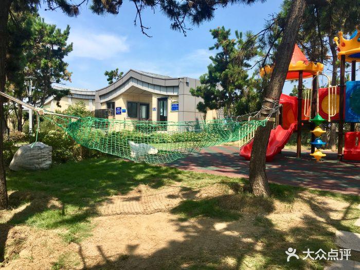 日照图片海景大酒店客厅-第12张中式别墅新花园图片
