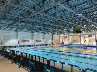 广西警察学院游泳馆