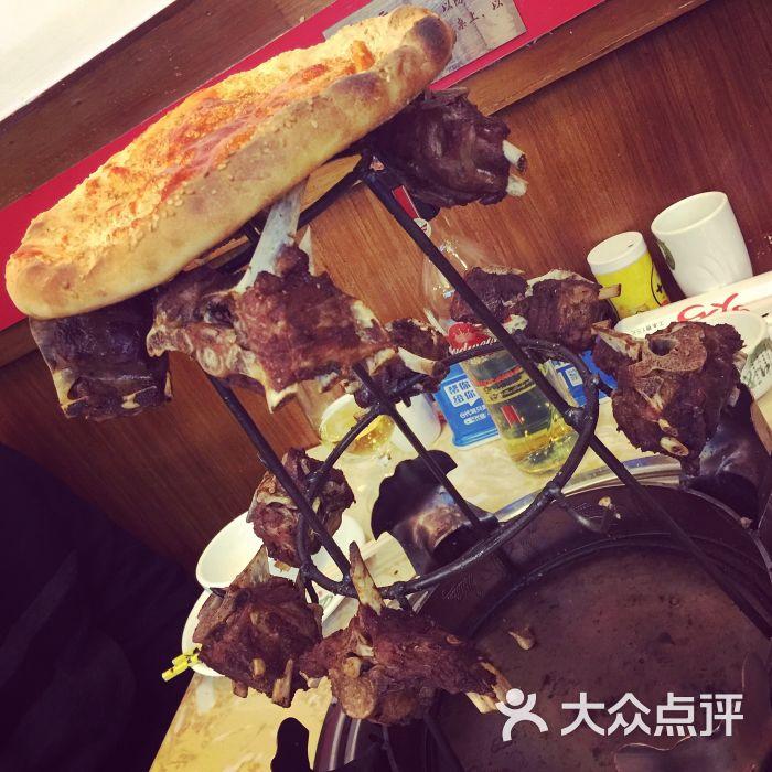 老冯木耳烤羊馆(簋街店)-蛤蜊蝎子和图片能一起吃吗图片