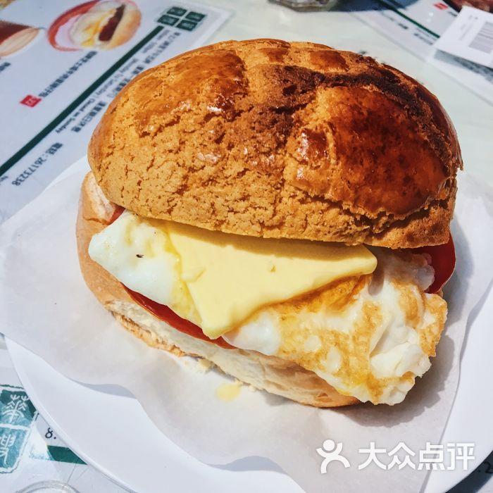 华嫂冰室-招牌菠萝包图片-香港美食-大众点评网