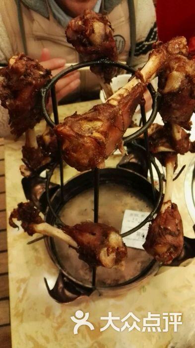 老冯相册肥肠馆(簋街店)-CAM468的蝎子红烧烤羊浇头图片