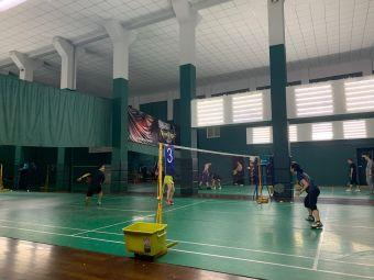 宏健羽毛球馆