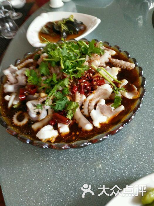 连岛渔家-生炝八爪鱼图片-连云港美食-大众点评网