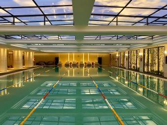 银川喜来登酒店游泳池