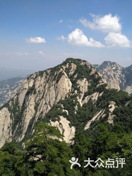 华山风景名胜区图片 - 第5张
