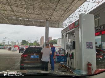 中石油(武昌中环五星加油站)