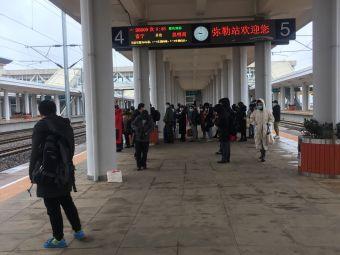 弥勒高铁站