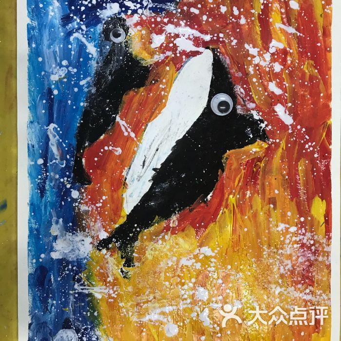 蘑菇屋美术创意中心图片
