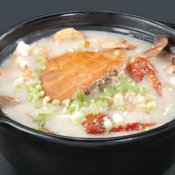 阿利潮汕砂锅粥的图片