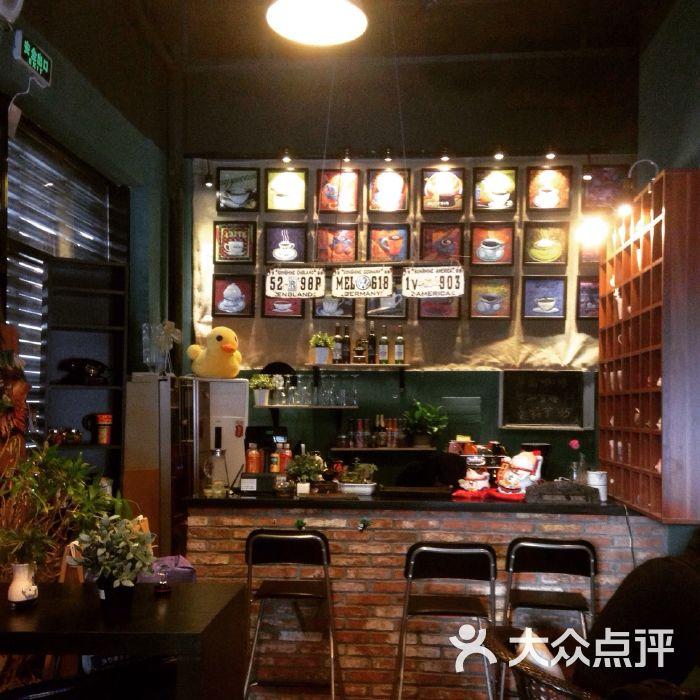 来往咖啡·书吧图片-北京咖啡厅-大众点评网