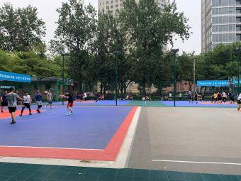 Tinsue天速·长安公园篮球场