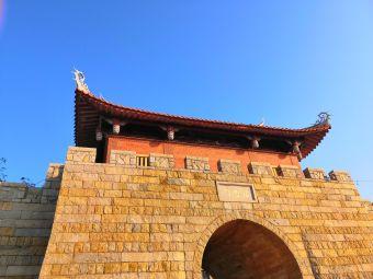 中国历史文化名村福全村
