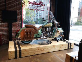 美國印第安勝利重型摩托車(西湖店)