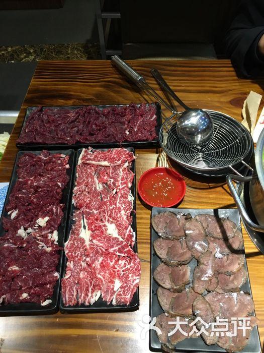 今年牛事-鹤庆路店(德阳火锅商户概况)-原味-上潮汕美食城(牛肉)总店图片图片