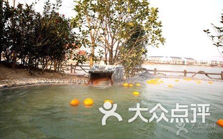 千鹤湾温泉风情小镇的点评