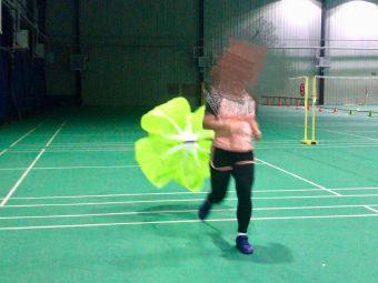 翔羽羽毛球培训